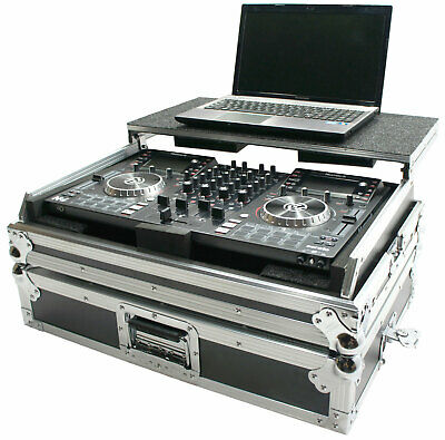 Harmony Cases HCNVLT Flight Glide Laptop Stand Road DJ Custom Case Numark NV II • 120.15£