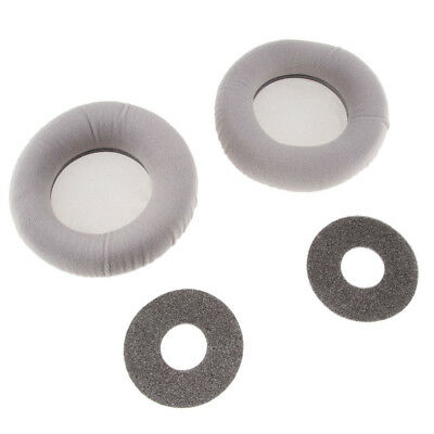 1 Pair Earpads Cushions Covers Replacement For AKG K601 K701 K702 Q701 Gray • 9£