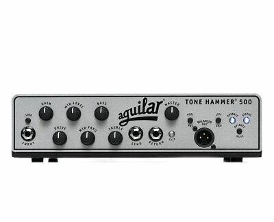 Aguilar Tone Hammer 500 500-Watt Bass Head • 638.66£
