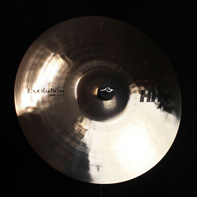 Sabian 16  HHX Evolution Crash - 810g (video Demo) • 220.44£