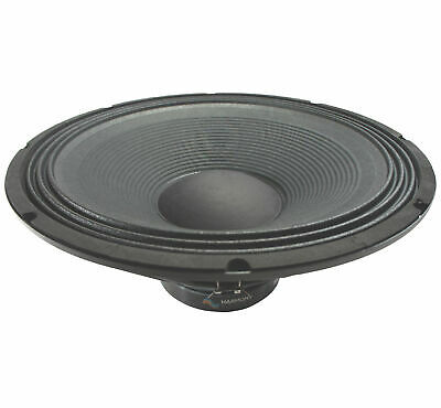 Harmony HA-P18WS8 Replacement 18  PA Speaker Woofer For EV ELX118P Sub • 58.51£