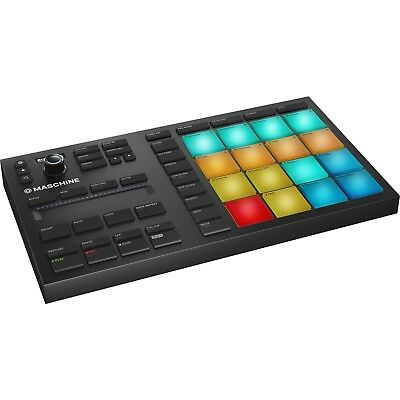 Native Instruments Maschine Mikro MK3 FREE 1.6GB Sounds And Software • 199£