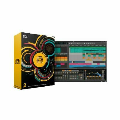 Bitwig Studio 2 Music Creation & Performance Software For Windows OSX & Linux • 313.50£