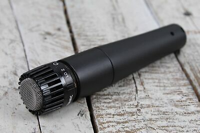 Shure SM57 Dynamic Microphone W Cardioid Pickup Pattern Vocal & Instrument Mic • 80.14£