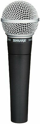 Shure SM58-LC Cardioid Dynamic Vocal Microphone • 83.14£
