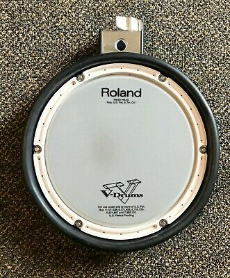 USED Roland PDX-8 V Drum Electronic Drum Pad 10 In. • 142.13£