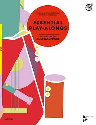 Essential Play-Alongs 12 Easy to Intermediate Etudes in Jazz, Funk & Latin Style