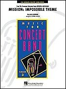 Mission: Impossible Theme  Concert Band/Harmonie Lalo Schifrin Score Only HL0400 • 5.75£