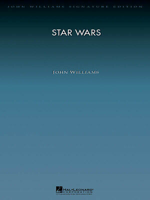 Star Wars Suite  Orchestra John Williams Score Only HL04490057