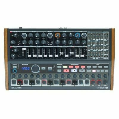 Arturia MiniBrute 2S Analogue Synthesizer & Sequencer Desktop Module • 572.19£
