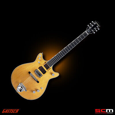 GRETSCH JET G6131-MY Malcolm Young Signature Jet Electric Guitar With Case • 1,834.53£