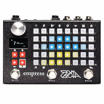 Empress Effects Zoia: Grid-based, Multi-effect Pedal • 356.96£