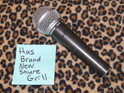 Used Shure SM58 Microphone (just The Mic) NO Pouch, NO Clip, NO Cable (SM58LC) • 59.35£