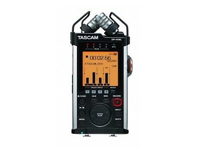 TASCAM DR-44WL 4-Track Recorder With Stereo Mics/ XLR Mic Inputs And Wi-Fi • 268.65£