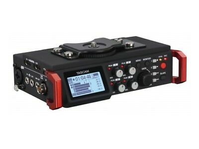 TASCAM DR-701D 6-track Portable Recorder With HDMI Sync For DSLR • 614.07£