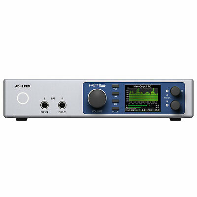 RME ADI-2 Pro FS 2-Channel High-Performance AD/DA Converter • 1,341.92£