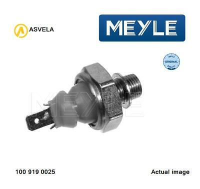 Oil Pressure Switch For Audi Vw Seat 80 81 85 B2 Fy Ep Sa Dt Yp Yz Sf Ds Meyle • 7.55£