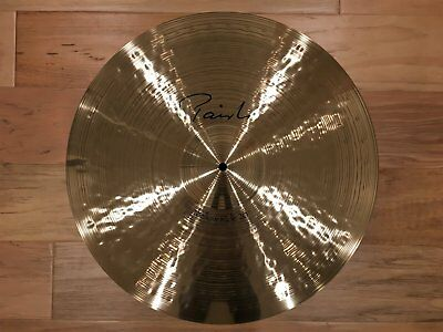 New To 2018 Paiste 20  Signature Mellow Ride Cymbal • 358.42£