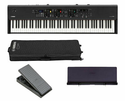Yamaha CP88 88-Key Piano + YSC-CP88 Case + YMR-04 Rest + FC7 Expression Pedal • 1,951.32£
