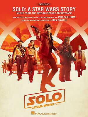 Solo: A Star Wars Story Music from the Motion Picture Soundtrack Easy Piano John