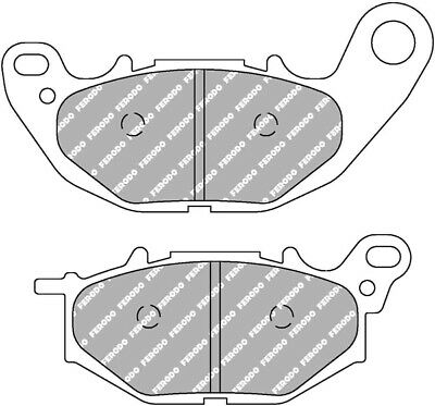 Ferodo Race Compound CP1 Front Brake Pads FA663 Yamaha MT-03 320 A ABS 2017-2019 • 27.89£
