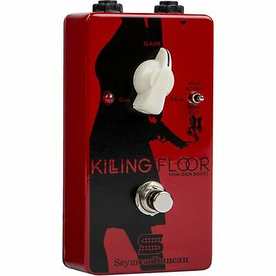 Seymour Duncan Killing Floor High Gain Boost Effect Pedal • 116.30£
