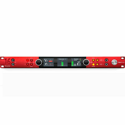 Focusrite Red 16Line 64x64 Thunderbolt 3 Audio Interface • 2,827.36£