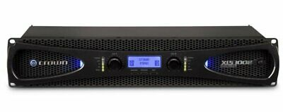 Crown XLS1002 Two-channel, 350W At 4Ω Power Amplifier • 258.67£