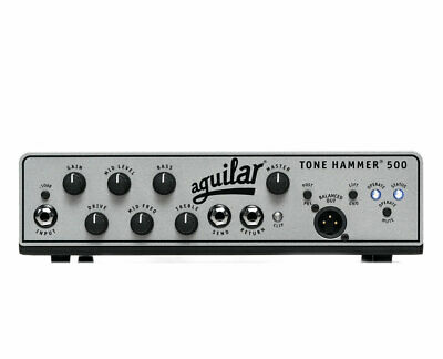 Aguilar Tone Hammer 500 500-Watt Bass Head • 526.14£