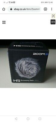 Zoom H5 APH-5 Accessory PACK. BRAND NEW  • 18.40£