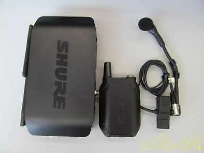 SHURE Wireless Microphone GLXD14J/B98 F/S In Good Condition From JAPAN • 729.01£