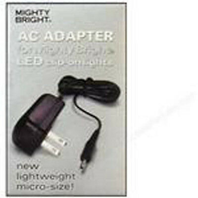 Mighty Bright AC Adapter For Duet 2 Led And Triple Led • 8.67£