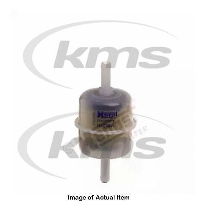 New Genuine HENGST Fuel Filter H137WK Top German Quality • 9.99£