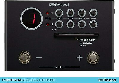 Roland TM-1 Drum Trigger Module In Box • 149.19£