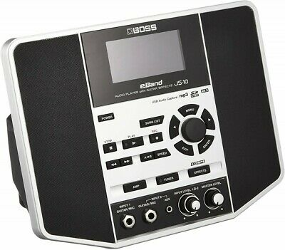 BOSS EBand JS-10 AUDIO PLAYER With GUITAR EFFECTS New In Box • 311.99£
