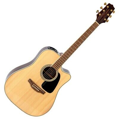 Takamine GD51CE-NAT Dreadnought Cutaway Electro Acoustic Guitar, Natural