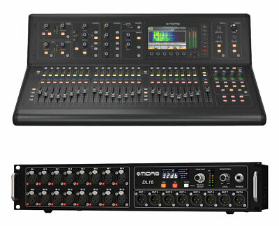 Midas M32 Live 40-Input Digital Studio Mixer + DL16 Stage Box W/Mic Preamps • 5,088.67£
