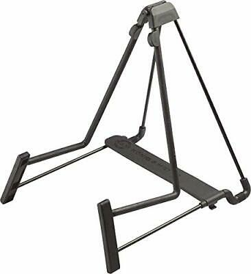 K&M Heli 2 guitar Stand Folding A-Frame for Acoustic and Electric guitars (17...