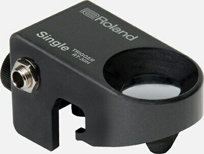 Drum Trigger For Roland RT-30H Single Tam From Japan Shipped By DHL • 93.10£
