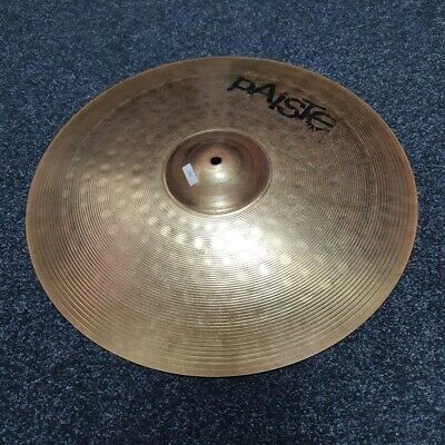 Paiste 20  101 Ride Cymbal USED! RKPPR080720 • 35.99£