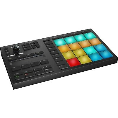 Native Instruments Maschine Mikro MK3 Music Production Surface Inc Software • 199£