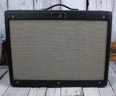 Fender® Hot Rod Deluxe IV Electric Guitar Amplifier 40W Tube Amp W FTSW & Cover • 574.31£