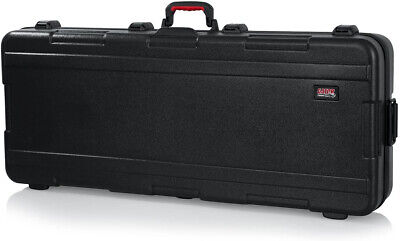 Gator Cases Molded Flight Case For 61-Note Keyboards With TSA Approved Locking • 321.67£