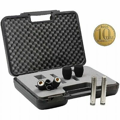 Rode NT5 Cardioid Condenser Microphone (acoustically Matched Pair) • 276.37£
