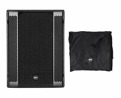RCF SUB 8003-AS II Active Subwoofer Powered Sub With Free Protective Cover • 1,532.51£