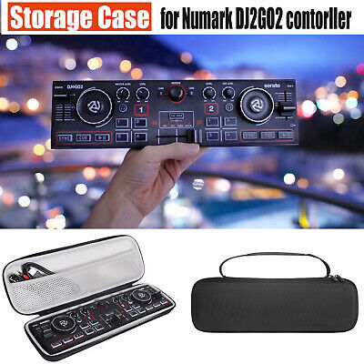 Portable Hard Carrying Case Shockproof Storage Box For Numark DJ2GO2 Controller • 15.43£