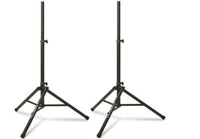 Pair Ultimate Support TS80B TS 80 TS80 Speaker Stands! Full Warranty! • 128.14£