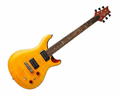 PRS SE Paul's Guitar Amber W/ Tobacco Back • 768.55£