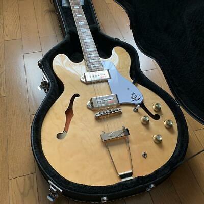 Epiphone Casino NA Hard Case Included Ship From Japan • 597.30£