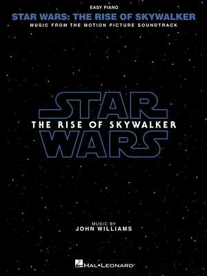 Star Wars – The Rise of Skywalker Easy Piano  Easy Piano John Williams Book Only